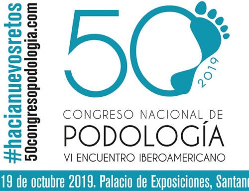 50 CONGRESO NACIONAL DE PODOLOGIA
